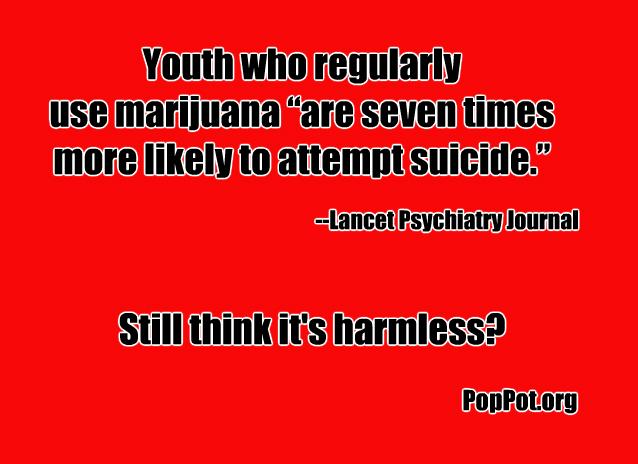 Marijuana-Suicide