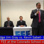 The Russ Belville Show #428 - SPECIAL Judge Jim Gray vs Kevin Sabet Debate