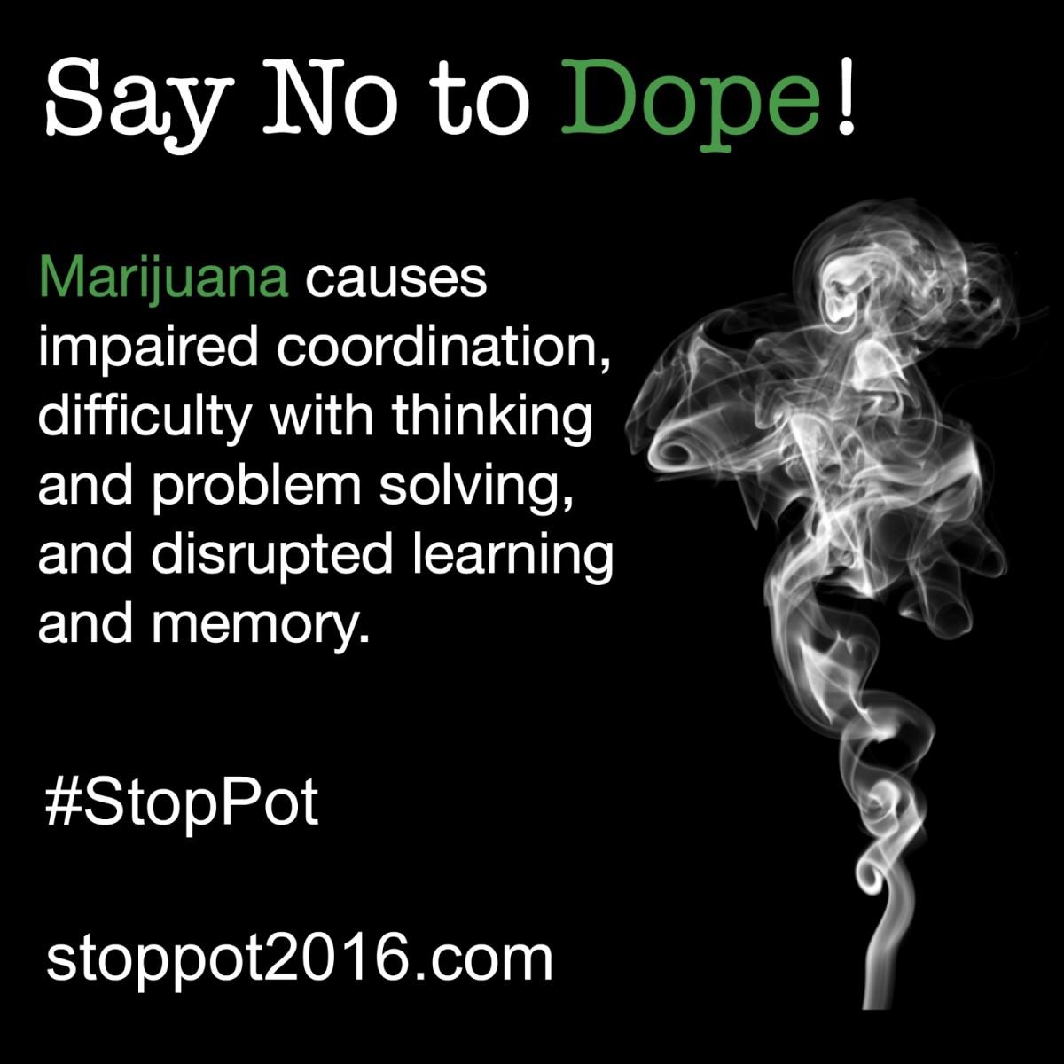 marijuana impairment