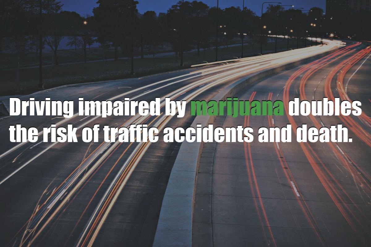 marijuana impairment on the road