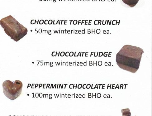 Canadian Shop Sells Edibles of Questionable Safety