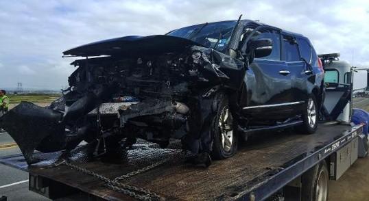 Fatal Crash Near Santa Cruz Shuts Down Highway 1
