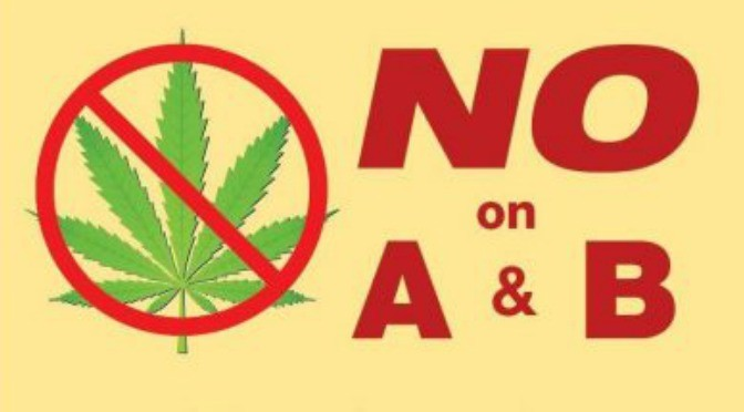 Yuba County Voters Should Say No A & B