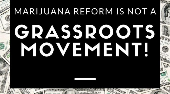 Please Support Grassroots Anti-Pot Groups