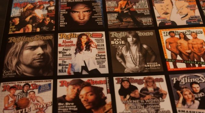 Rolling Stone Magazine Stands on Dubious Ethical Grounds