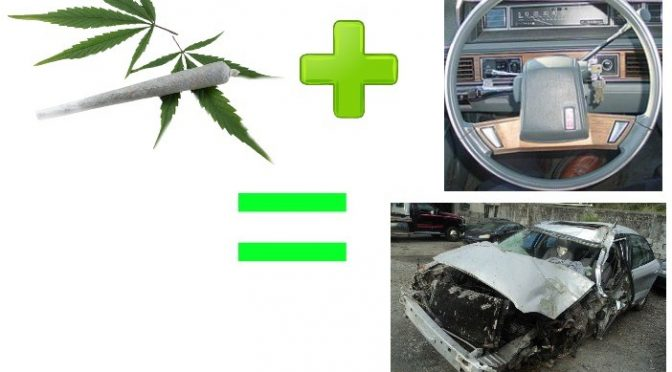 Marijuana and Deadly Car Crashes