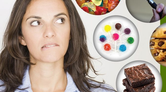 Edibles-Brownies-Marijuana-Drug testing-Cannabis Test kit
