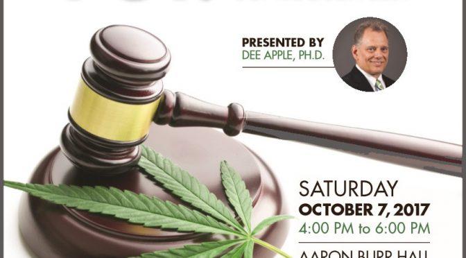 Princeton Psychologist Discusses the Consequences of Legalized Pot