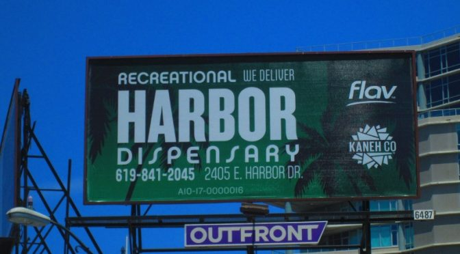 Front Page News: Marijuana Dispensaries Target Everyone